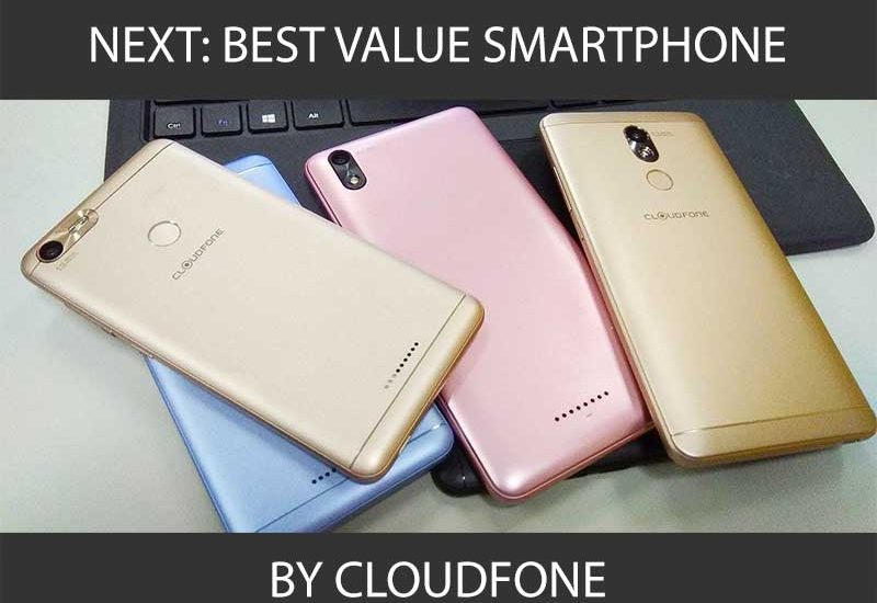 Selfie is life: Cloudfone teases upcoming best-value Androids