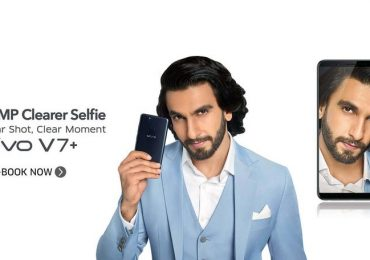 Vivo V7+ goes official with FullView display and 24MP selfie camera