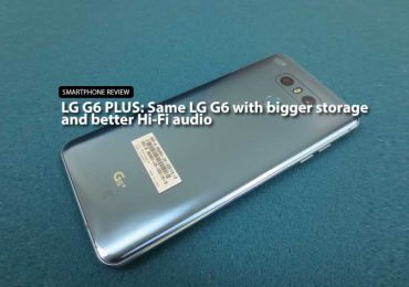 LG G6+ Review: Same LG G6 with bigger storage and better Hi-Fi audio