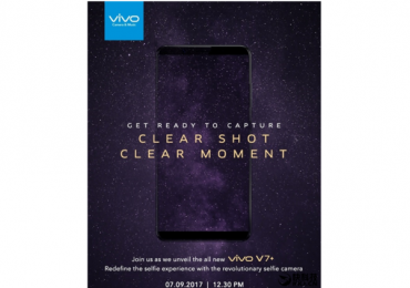 Vivo V7 and V7+ with FullView display is set to arrive in the Philippines