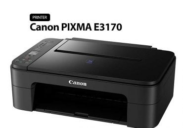Canon PH launches PIXMA E3170