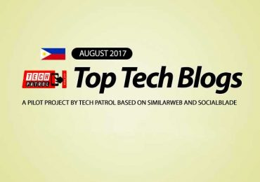 PH TOP Tech Blogs for August 2017