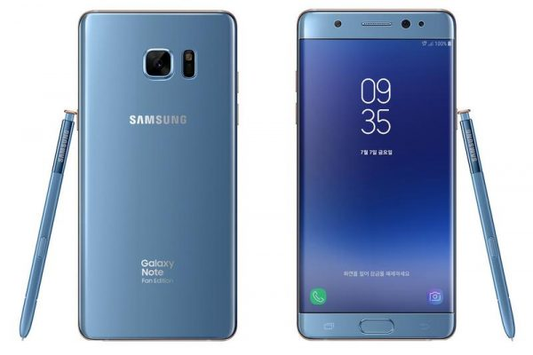 """Samsung Galaxy Note Fan Edition (a.k.a. Note 7 """"FE"""") arrives in the Philippines"""