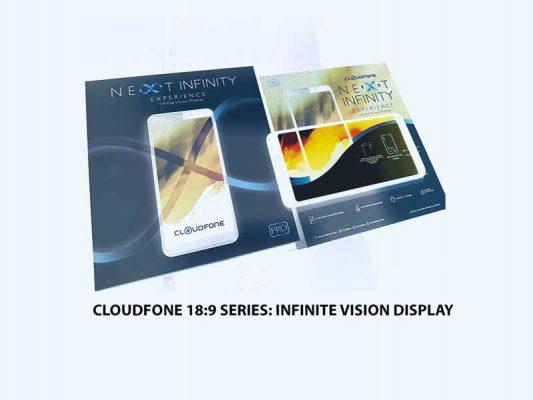 cloudfone infinity