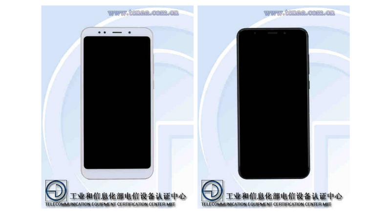 Photo of Xiaomi Redmi Note 5 appears in TENAA with minimal bezels and rounded display