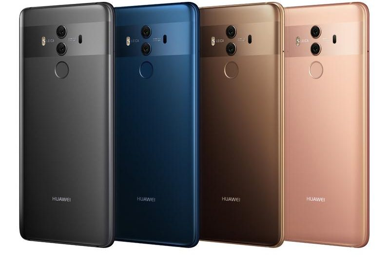 Huawei Mate 10, Mate 10 Pro and Mate 10 Porsche Design are now official
