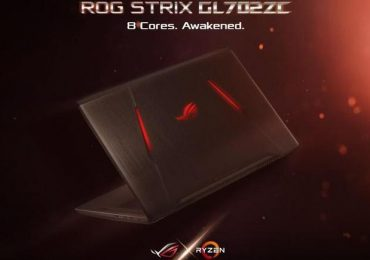 ASUS ROG Strix GL702ZC gaming laptop launches in the Philippines