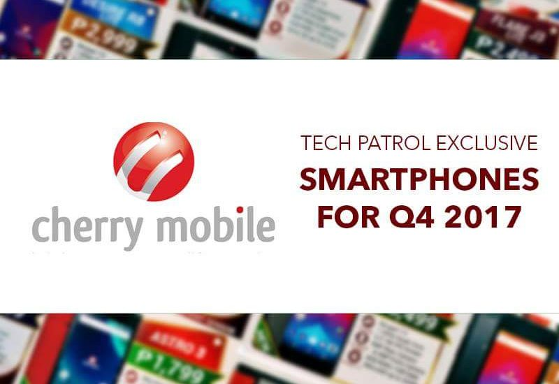 Here are the upcoming Cherry Mobile smartphones for Q4 2017
