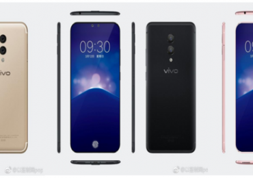 Vivo Xplay 7 renders leaked with underscreen fingerprint sensor and Snapdragon 845 SoC