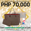 Buy an OPPO F5 and get a chance to win luxury bag worth P70,000!