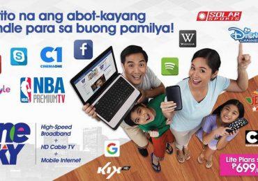 Five activities that we take pleasure in with Broadband plans under P1,000