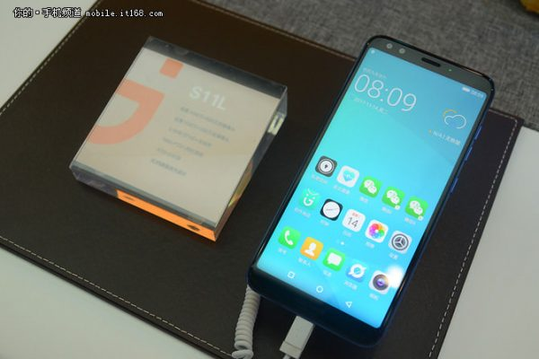 Photo of Gionee S11L lands in China with four cameras and Helio P23 SoC