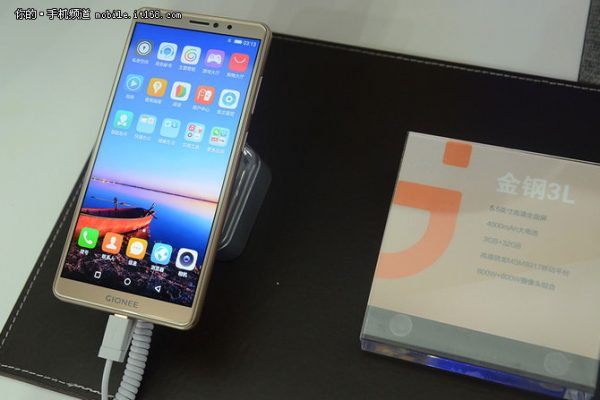 Photo of Gionee Steel 3 spotted in China with Snapdragon 425 SoC and 4,000 mAh battery