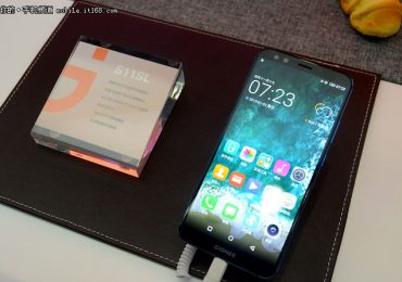 Gionee S11SL is a 6.01-inch AMOLED device with two front cameras