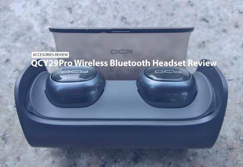 QCY Q29 Pro Mini In-Ear Wireless Bluetooth Earphone Review