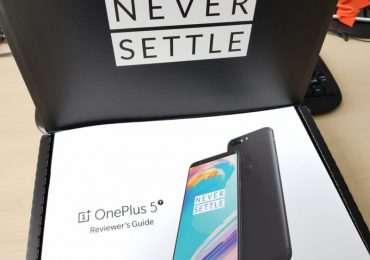 OnePlus 5T complete specifications leaked in live images