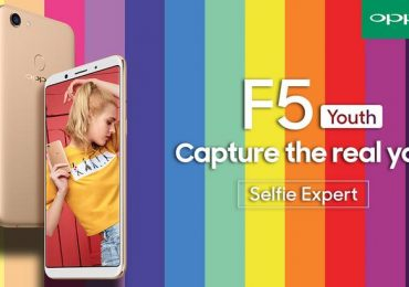 OPPO F5 Youth officially announced with 16MP A.l. selfie camera