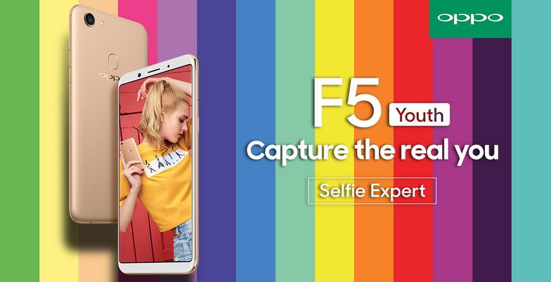 Photo of OPPO F5 Youth officially announced with 16MP A.l. selfie camera