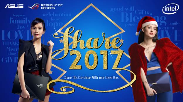 ASUS Philippines Christmas Promo 2017 is here with lots of BUNDLED ITEMS!