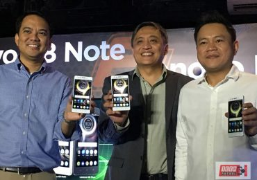 Lenovo K8 Note Launched in PH for Php 8,999 in Lazada