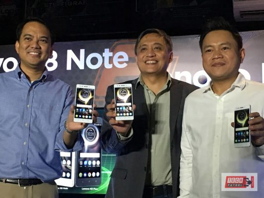 Lenovo K8 Note Launch in PH