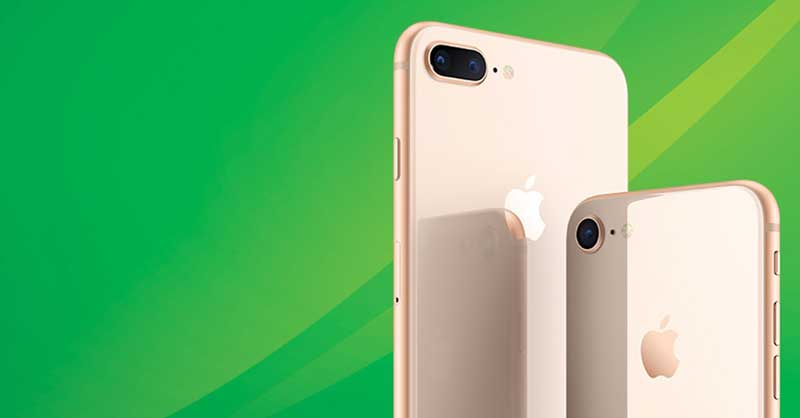 smart iphone 8