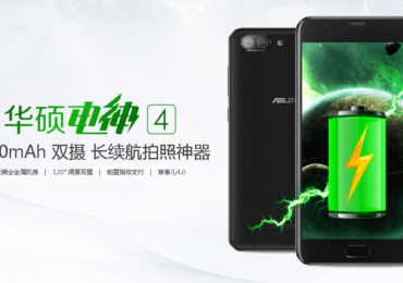 Asus Zenfone Go 2 silently announced in China with 5,000 mAh battery