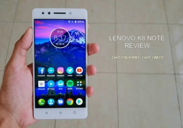 Lenovo K8 Note Review: Two cameras, two takes