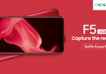 OPPO F5 6GB pre-order goes live, to be available on December 9