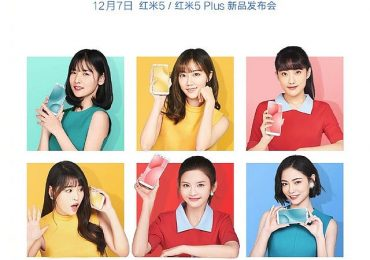 Xiaomi Redmi 5 Plus press render leaked with full specs and prices