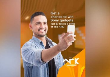 Show, Visit, and Win a Gadget at The ARK by UnionBank
