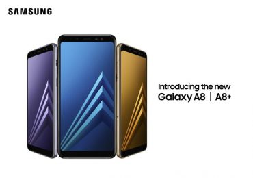 Samsung Galaxy A8 (2018) and A8+ (2018) with Infinity Display unveils