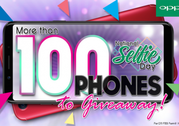 OPPO Philippines celebrated National Selfie Day at Enchanted Kingdom