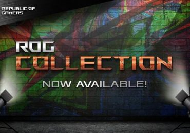 ASUS introduced ROG Collections: T-Shirts, Backpacks and Suitcase