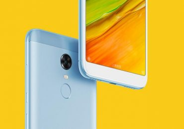 Xiaomi Redmi 5 and Redmi 5 Plus are now official with 18:9 screen