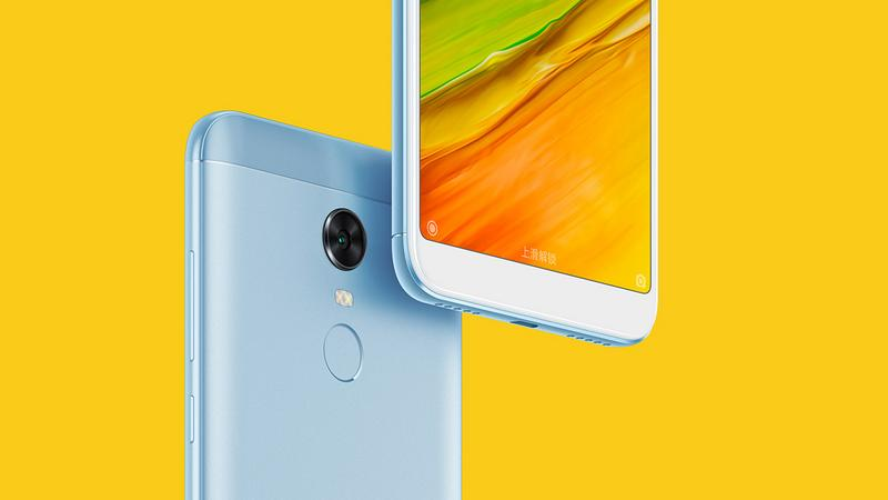 Photo of Xiaomi Redmi 5 and Redmi 5 Plus are now official with 18:9 screen