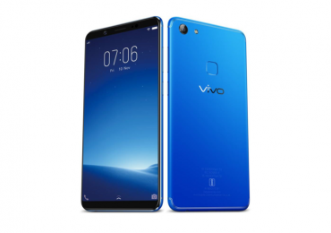 Vivo V7 in Energetic Blue color arrives in India
