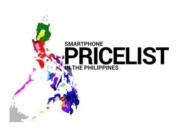 Smartphones Price List 2018 Philippines per brand