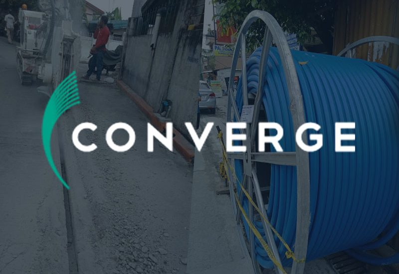 Converge ICT now expanding it's Fiber Optic System for Makati Free Wi-Fi