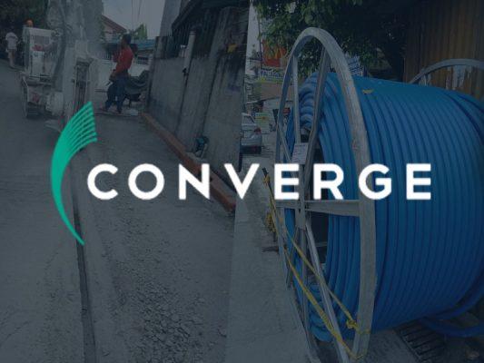 Converge ICT Construction Makati Free Wi-Fi