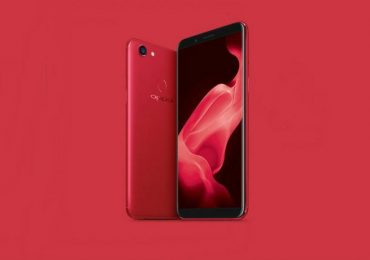 OPPO F5 Red debuts in the Philippines: 20MP selfie camera with A.l. technology