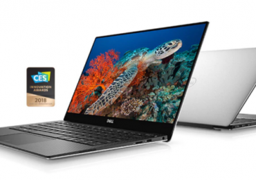 Dell's new XPS 13 laptop unveils with 2160p touch display and InfinityEdge