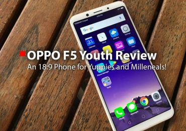 Oppo F5 Youth Review: For Yuppies