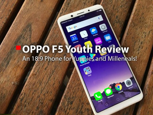 Photo of Oppo F5 Youth Review: For Yuppies