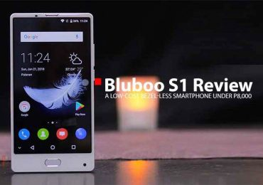Bluboo S1 Review: A low-cost bezel-less smartphone under P8,000