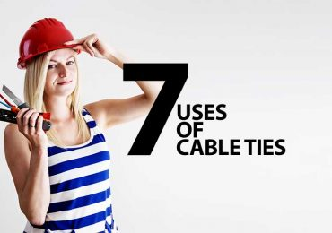 7 Surprising Uses of Cable Ties