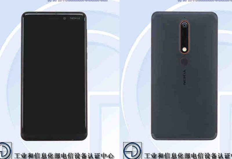 Nokia 6 (2018) is expected to launch this Friday in China, specs revealed
