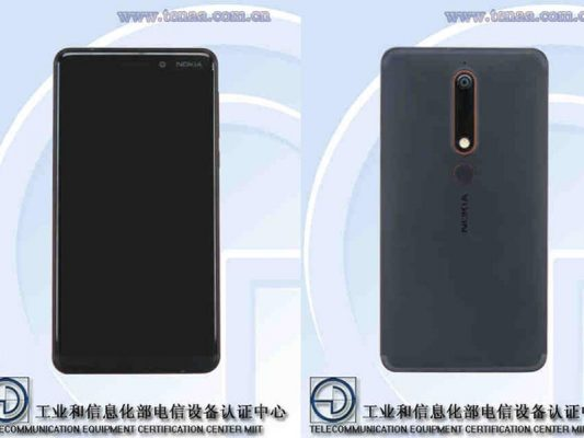 Photo of Nokia 6 (2018) is expected to launch this Friday in China, specs revealed