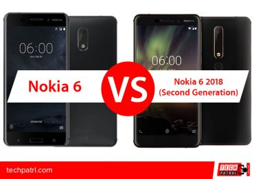 Specs comparison: Nokia 6 (2017) vs Nokia 6 (2018). What has been changed?