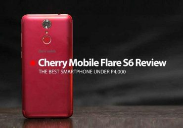 Cherry Mobile Flare S6 Review: The best smartphone under P4,000